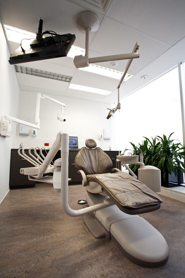 Dental suite in Richmond Fine Dentistry, Melbourne