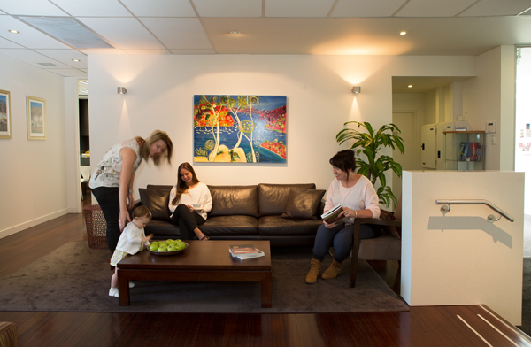 Family and children's dentist in Richmond, Melbourne specialising in young children.