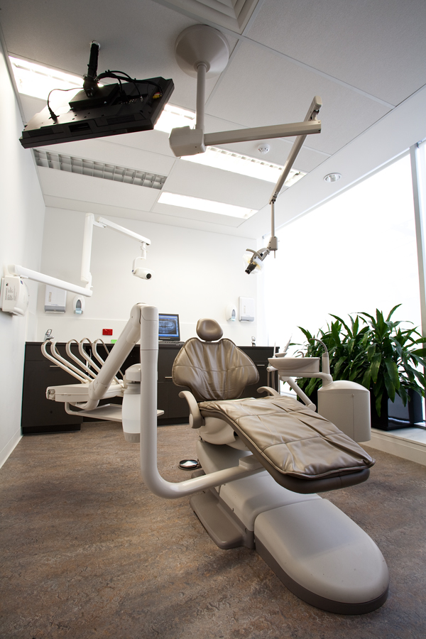 Dental suite in Richmond Fine Dentistry, Melbourne